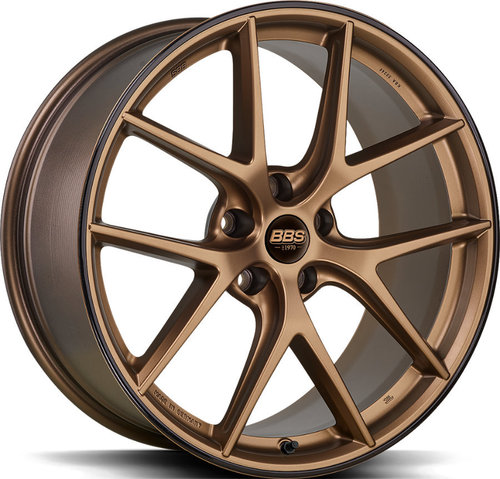 BBS CI-R Satin Bronze Black